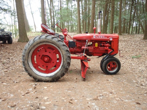 farmall super c implements - photo #20
