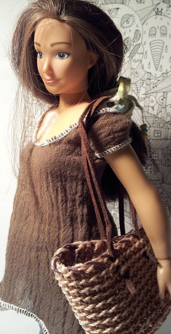 Lammily Doll Outfit / Bag / Lammily Accessories by LammilyOutfits