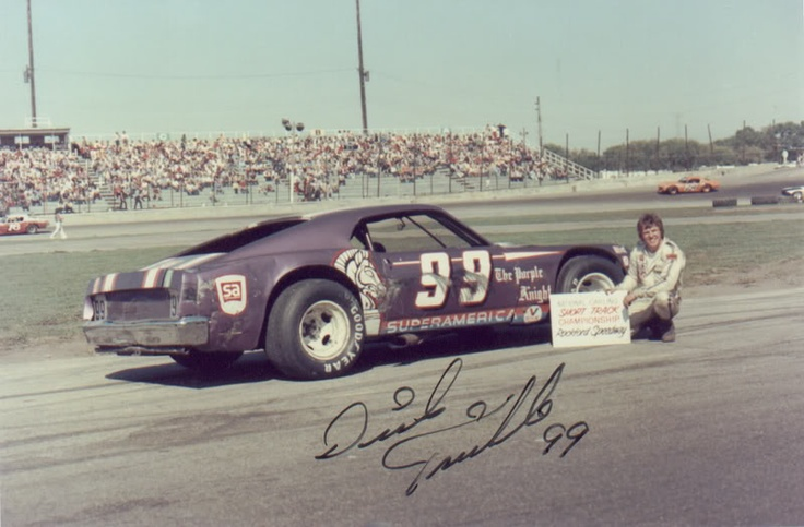 Dick Trickle Mustang | trickles torino a couple more of trickle in the mustang