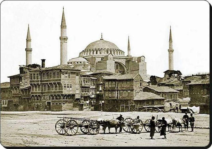 Ayasofya 1854