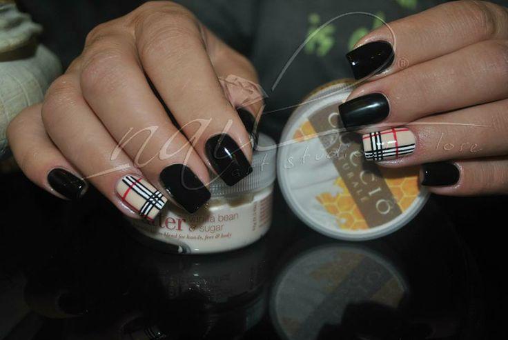 burberry manicure