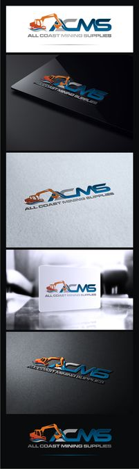 Create a Coastal Mining Supplies logo, that's simple, classy and standout! by sho_merry
