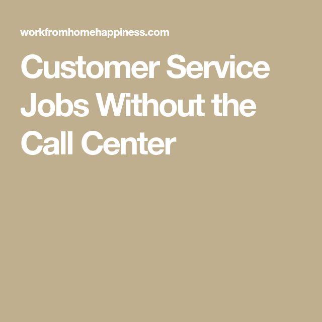 The  Best Customer Service Jobs Ideas On   Customer