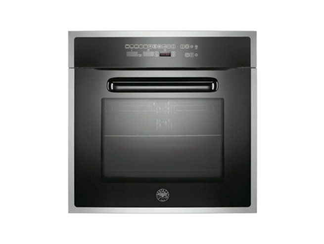 Bertazzoni 60cm electric oven with 11 cooking functions from the Design Series (model F60 CON XE/12)  for sale at L & M Gold Star (2584 Gold Coast Highway, Mermaid Beach, QLD). Don't see the Bertazzoni product that you want on this board? No worries, we can order it in for you!