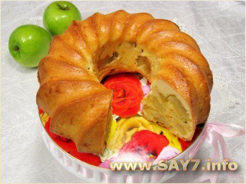 Домашние рецепты по выпечке тортов пирогов булочек