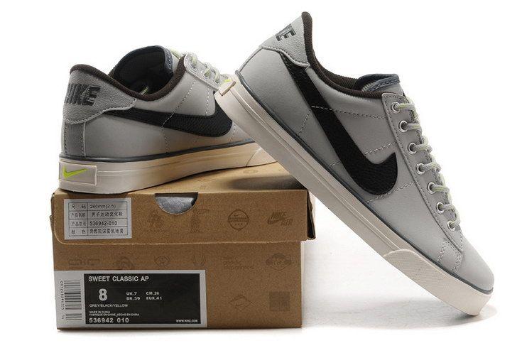 1St5mrQa New Nike Blazer Sweet Classic AP Grey Men Low Shoes Discount Sale 214