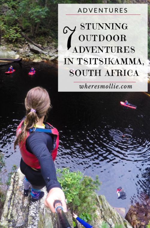 Adventures in Tsitsikamma National Park South Africa | Where's Mollie? - A UK Travel and Adventure Blog