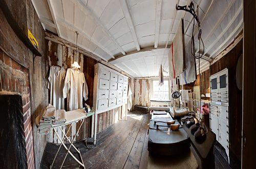 hardware shop vintage interior design ralph lauren shop