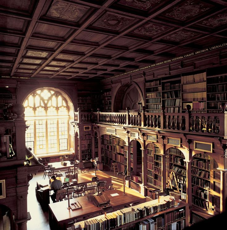 12 incredible UK libraries that need to go on every bookworm's bucket list
