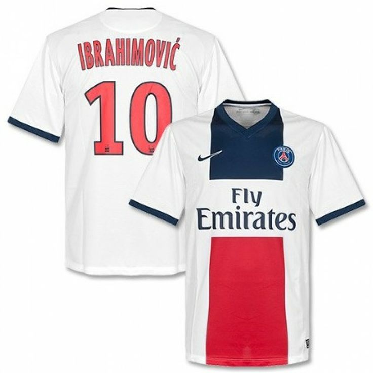 Maillot PSG (Ibrahimovic 10) Exterieur 2013 2014 http://www.korsel.net/maillot-de-foot-psg-ibrahimovic-10-exterieur-nike-collection-2013-2014-blanc-rouge-pas-cher-p-2898.html