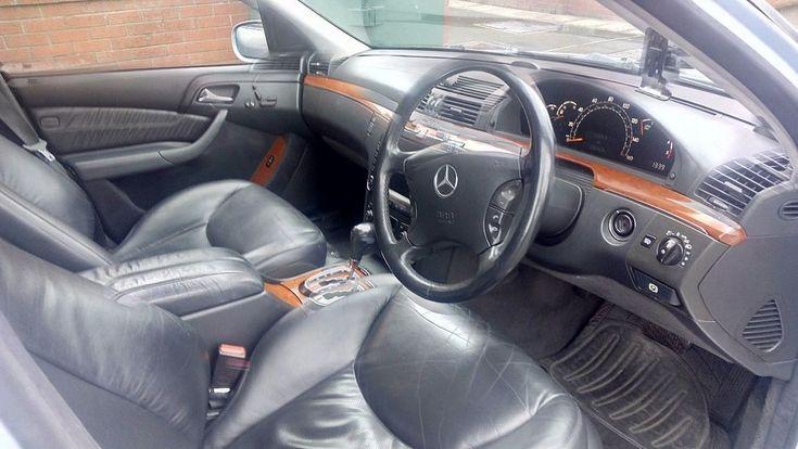 eBay: Mercedes S 320 cdi 2004 spares or repair #carparts #carrepair