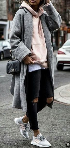 16 Trendy Autumn Street Style Outfits für 2018
