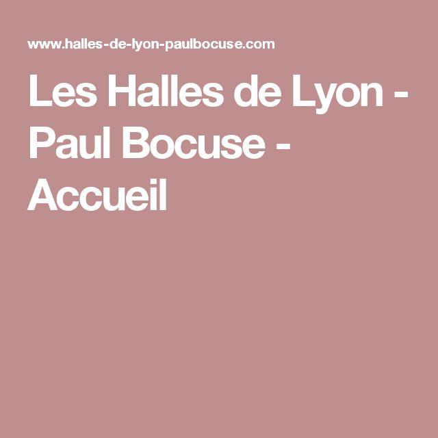 Les Halles de Lyon - Paul Bocuse - Accueil
