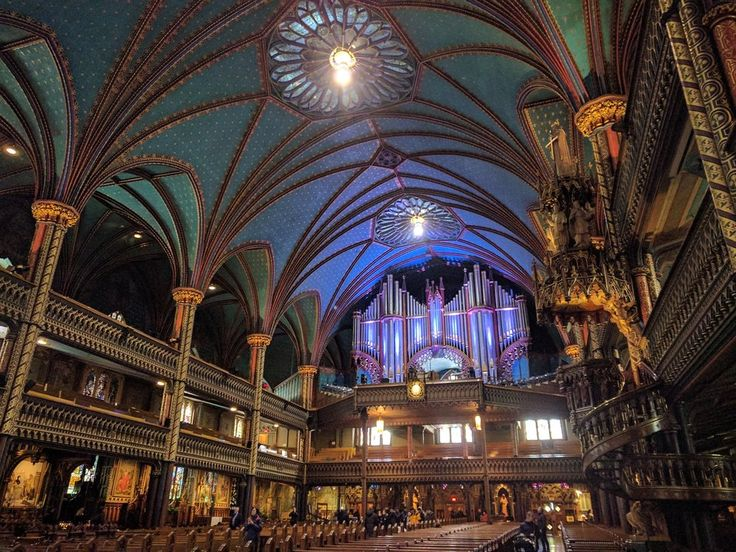 Why You Need to Visit Notre Dame Basilica, Montreal — Nerding Abroad