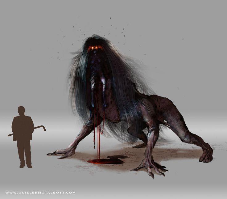 Silent Hill fan art, guillermo talbott on ArtStation at https://www.artstation.com/artwork/silent-hill-fan-art-15d57728-d9ec-4117-8bbf-6df6ce2282ca