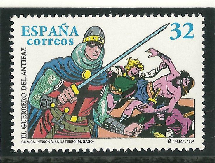 Dar a conocer España a través de la filatelía.