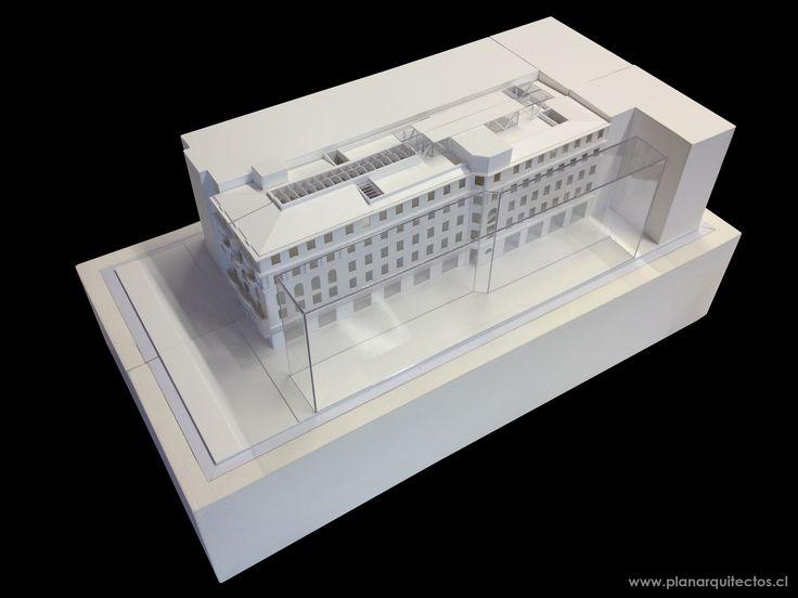 Edificio Biblioteca del Congreso Nacional / Santiago Chile / PLAN Arquitectos