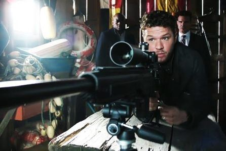 """Ryan Phillippe's Offset Injury To Impact Shooter Season 2 Shooting Schedule  Shooter star Ryan Phillippe broke his leg Sunday in an off-set accident that happened while his USA drama series is still in production on its upcoming second season that premiere tomorrow night, July 18. Phillippe stated: """"I didn't injure myself doing a stunt or anywhere near the set of... - http://www.reeltalkinc.com/ryan-phillippes-offset-injury-impact-shooter-season-2-shooting-schedule/"""