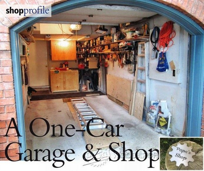 How To Create Your Own Garage Workshop With Images Garage Shop