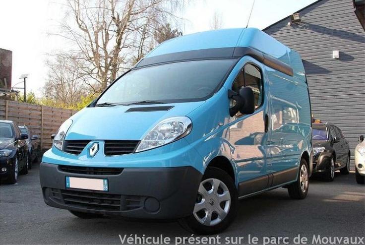 renault trafic fourgon grand confort l1h2 1200 kg 2 0 dci 115 camping cars pinterest. Black Bedroom Furniture Sets. Home Design Ideas