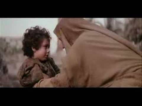 You Raise Me Up, a clip from Passion of the Christ.  Breaks my heart how he suffered but I am grateful for Him always.  Every day.