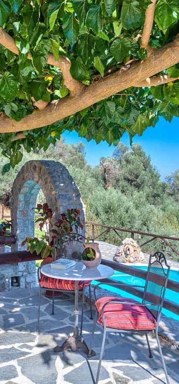 Villa Olive in Tavronitis, Chania, Crete