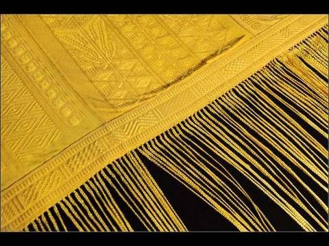 RARE Spider Silk on Exibition at AMNH ( American Museum of Natural History) in Grand Gallery