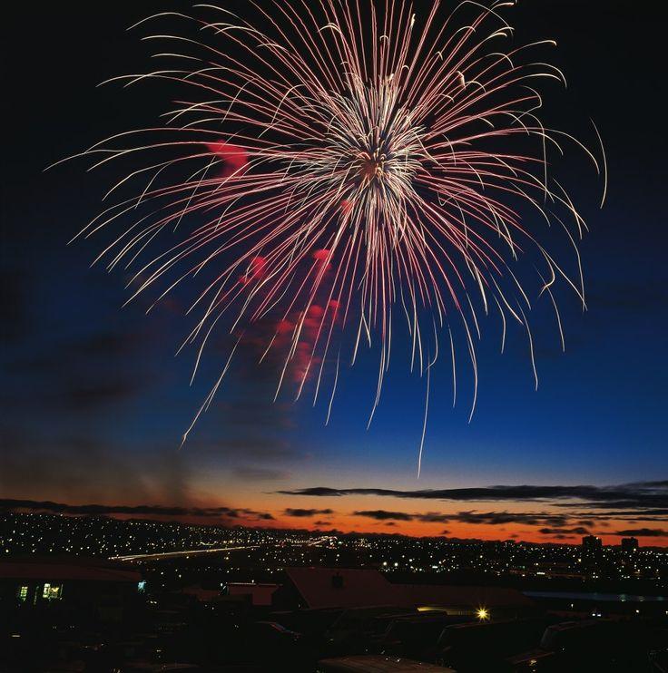 Fireworks Reykjavik 31-12-2012...