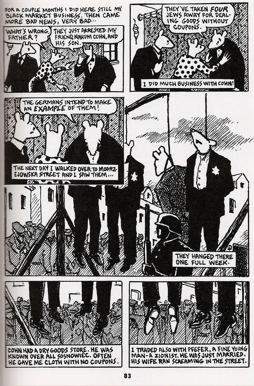 """""""Maus"""" a masterpiece by Art Spiegelman"""