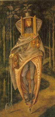 Remedios Varo,  Vagabond Fine Art Reproduction Oil Painting