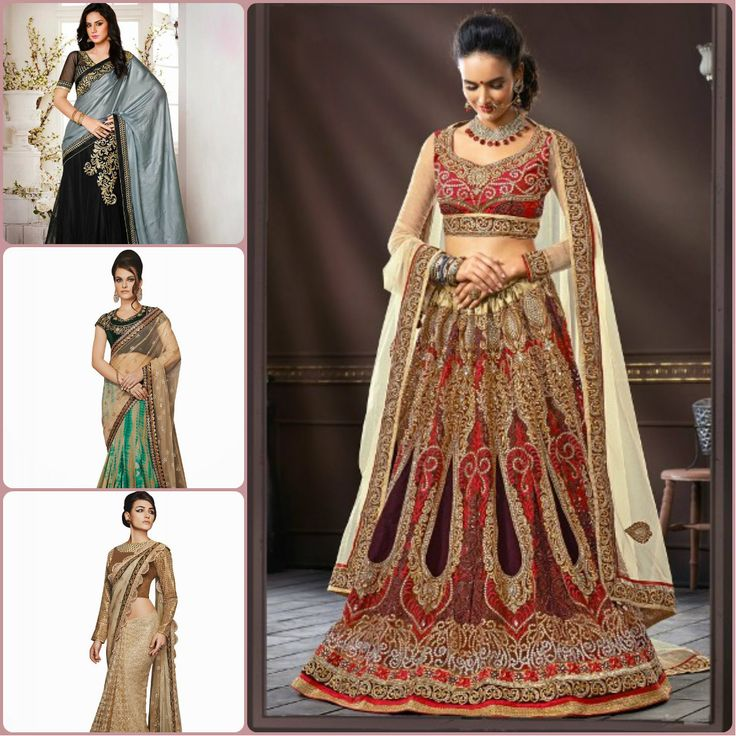 Are you going to #married, and want #shopping, then #Daindiashop is best option for you. Here you get widest range of #bridalSarees and #Lehengas at affordable price. Visit our website to know more details about discounts and best offers. Or you can call at 09660660088 or visit goo.gl/kQAdX4