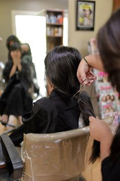 Where and How to Donate Hair.
