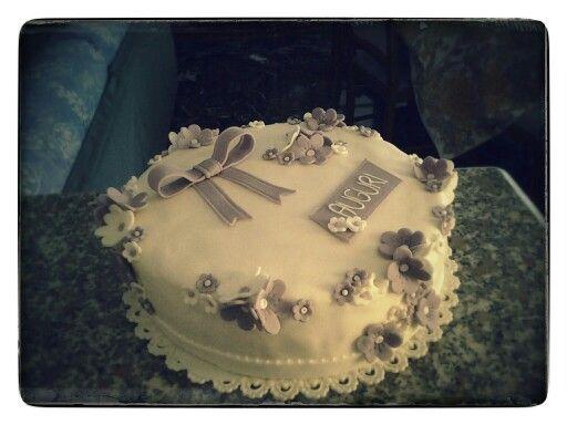 Auguriiiiiiii... Birthday cake 2013