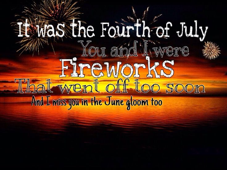 4th of july lyrics aimee mann