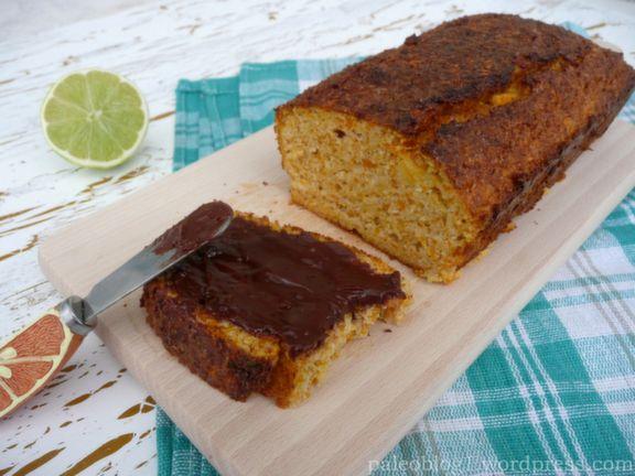 Dýňový chléb - PUMPKIN GLUTEN FREE BREAD