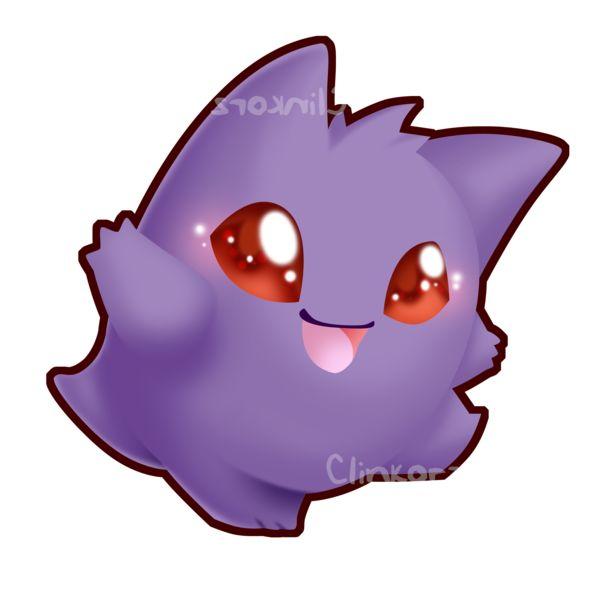 Gengar V3 By Clinkorz On DeviantART Pokemon Pinterest