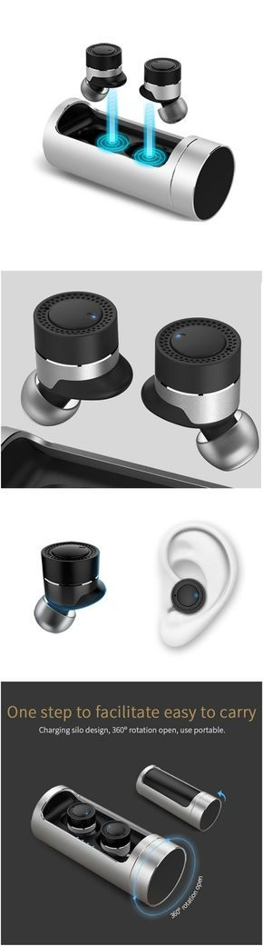 Bluetooth Headphone Sport Headphones Wireless Headset with Microphone. Fits into workout and gym clothes. Great for running without tangles! Fits well into workout and gym clothes. Great gift products for android Samsung Galaxy, LG, Sony, Windows 10, laptop, Macbook and Apple iPhone 7 users, men and women and those who are active in yoga health and fitness and travel. Take music anywhere, packs easily in purses, luggages, backpacks and travel bags. #Technology