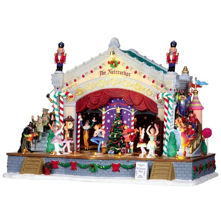 16 best Christmas village images on Pinterest | Christmas villages ...