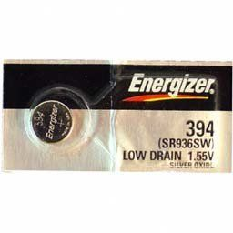 Energizer 394BP Watch Battery by Energizer. $3.15. Energizer, through continuous invention and innovation, has played a vital role in how people live, work and communicate. Energizer powers people's lives around the globe by offering consumers superior value in portable power and lighting products and creating and delivering superior consumer and customer solutions that elevate Energizer as the global portable power leader.