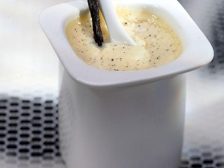 Yaourt maison à la vanille avec yaourtière, facile et pas cher