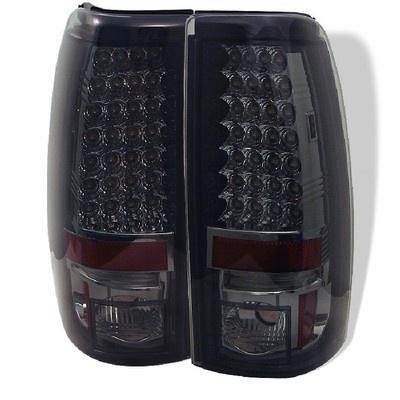 Chevy Silverado 1500/2500/3500 2003 04 05 06 LED Tail Lights - Smoke SALE ITEM | eBay $120