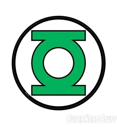 Green Lantern Sticker!