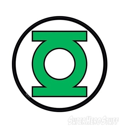 Green Lantern Sticker!