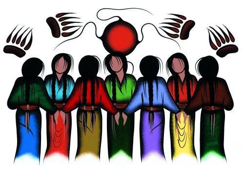 Community Strength by Simone McLeod