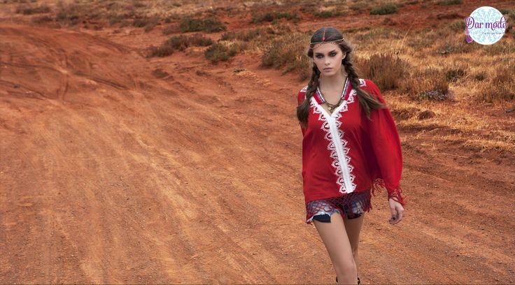 Top Safia・Out of Africa lookbook