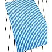 Martha Stewart Collection Towels, Shoreline Stripe Beach Towel on sale at Macys $25