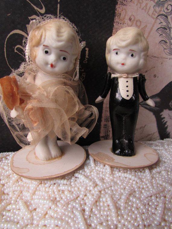 162 Best Images About Chalkware Dolls Bisque Amp Porcelain