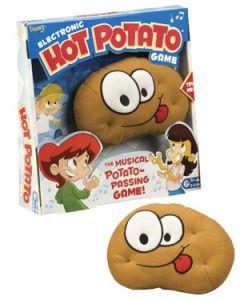 Καυτή πατάτα