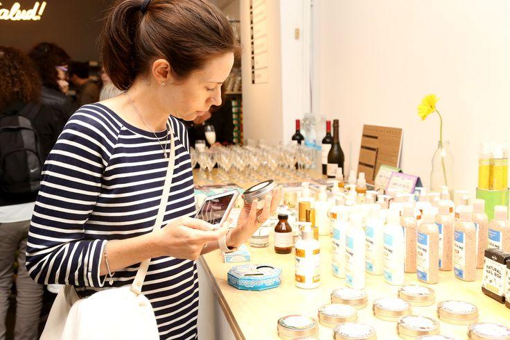 Nuestra selección de cosméticos bio, orgánicos y de gran calidad.