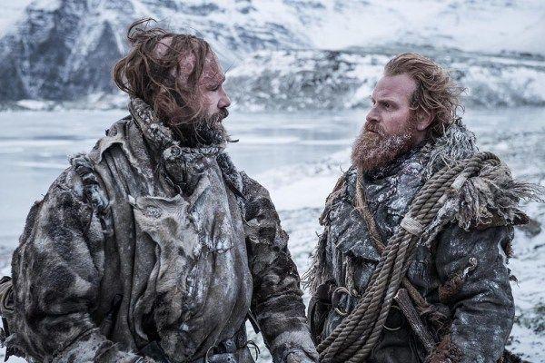 Hound y Tormund de Juego de Tronos protagonizan épico dúo en Instagram